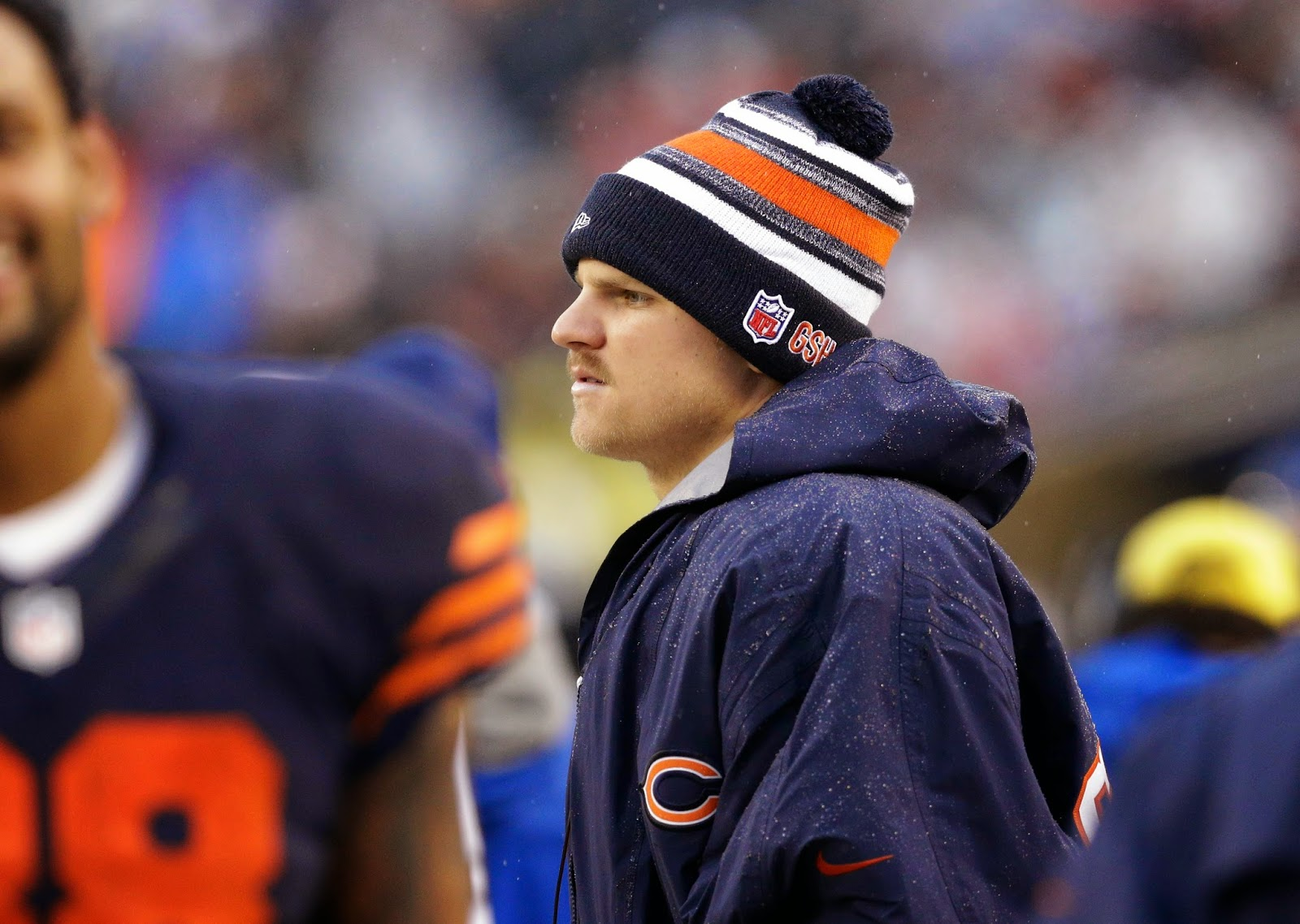 Detroit Lions Caldwell says 'bit of unknown' with Bears' Jimmy Clausen