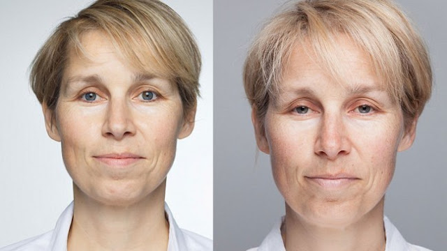 Here Is What 6 Hours Of Sleep Can Do To Your Face: A Huge Difference In The Appearance After 6 And 8 Hours Of Sleep