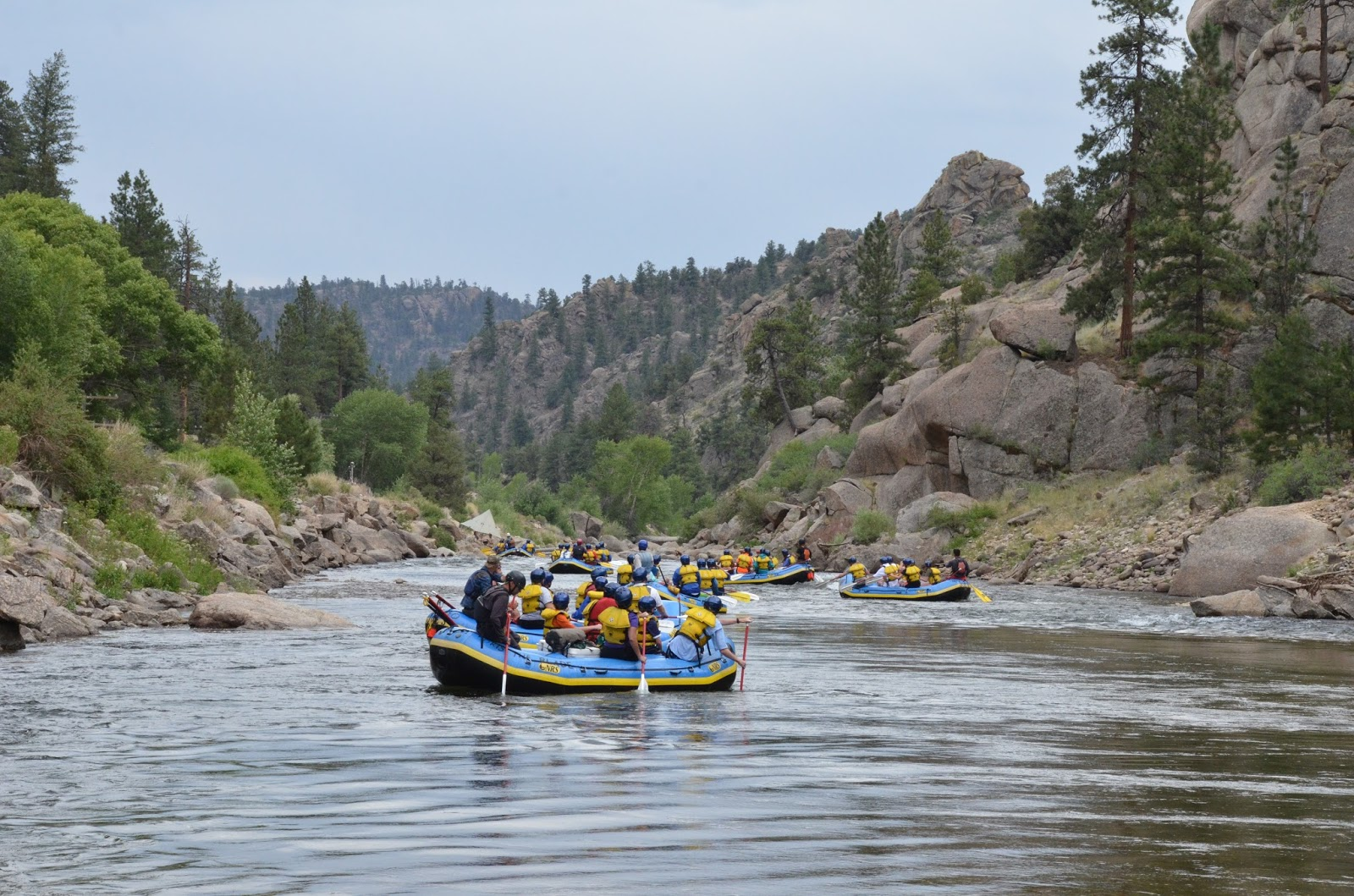 Protecting Colorado's Browns Canyon National Monument