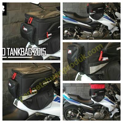 Harga Enduro Tankbag 7Gear 2015 Terbaru