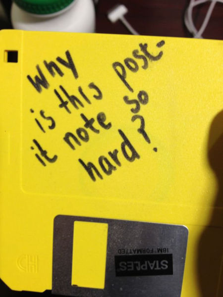 Why Is This Post It Note So Hard Best Of Funny Memes