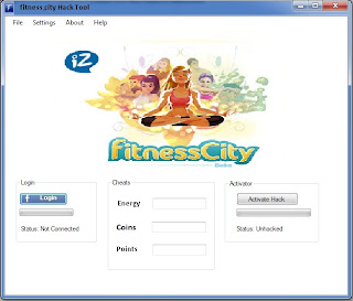 Fitness City Hack and Cheats v.1.35