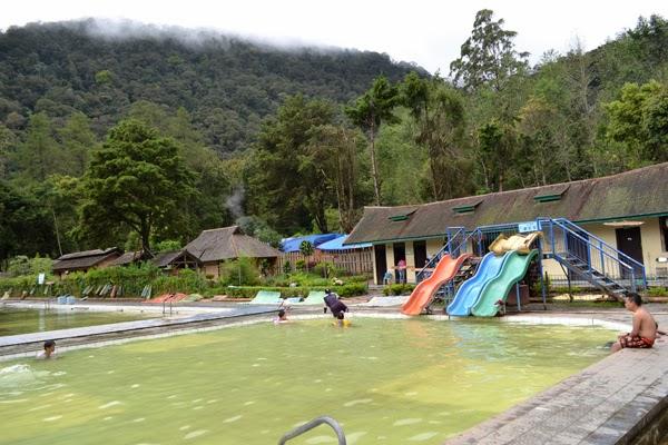 Kolam Cimanggu Ciwidey