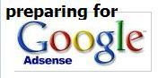 preparing for adsense as beginner