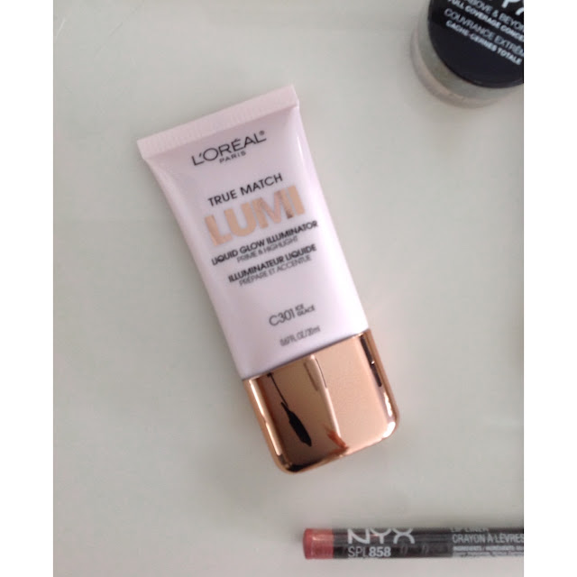 L'oreal True Match Lumi Liquid Glow Illuminator in Ice
