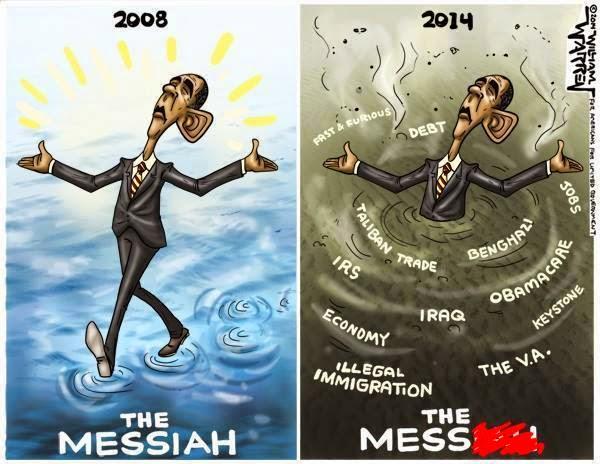 Obama, el mentiroso
