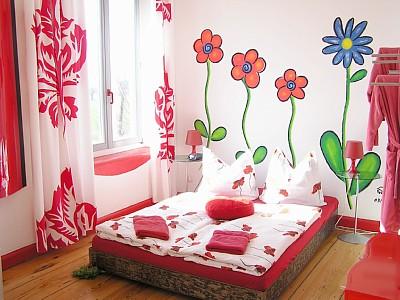 Decoracion actual de moda dormitorios modernos 2013 for Recamaras pintadas