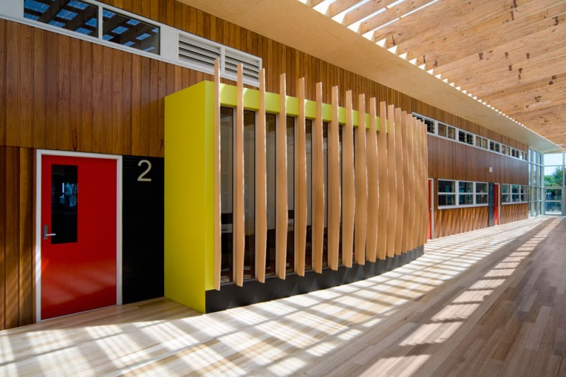Williamstown High School In Victoria Australia Interior Contemporer Interior Contemporary