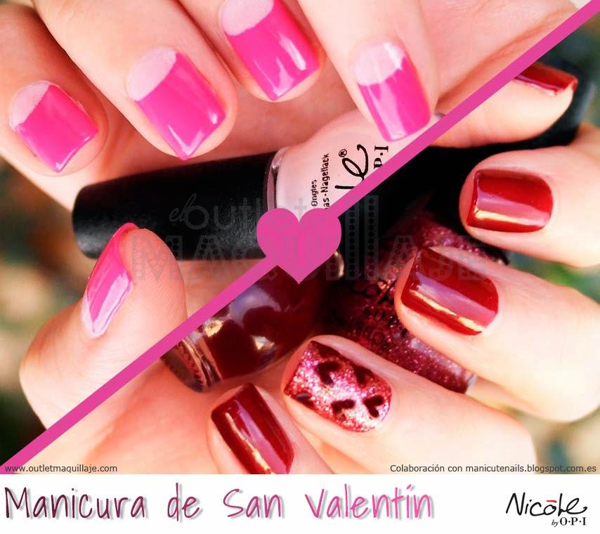 Manicura San Valentín