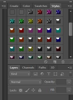 CARBON CAPILATION STYLE FOR PHOTOSHOP
