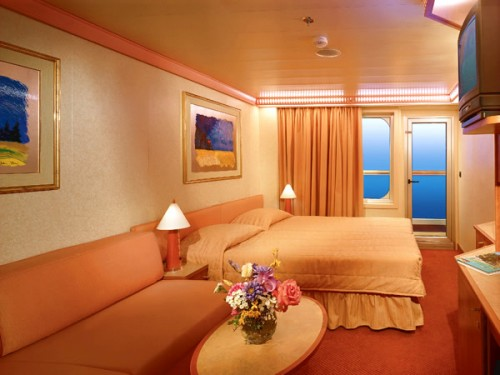 FURNITURE DESIGN: Bedroom Designing Ideas from Cruise Ships