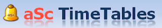 Asc Timetables 2014