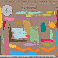http://cesstrelle.wordpress.com/2014/04/15/freebie-paint-stroke-brushes/