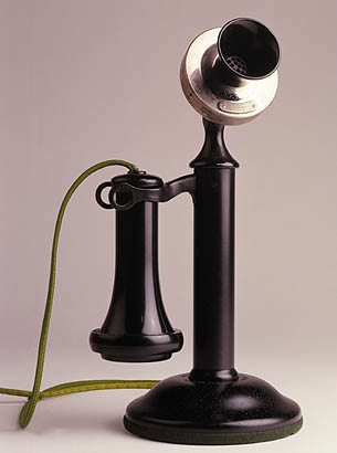 The telephone in the thirties was a new invention mr r cunningham