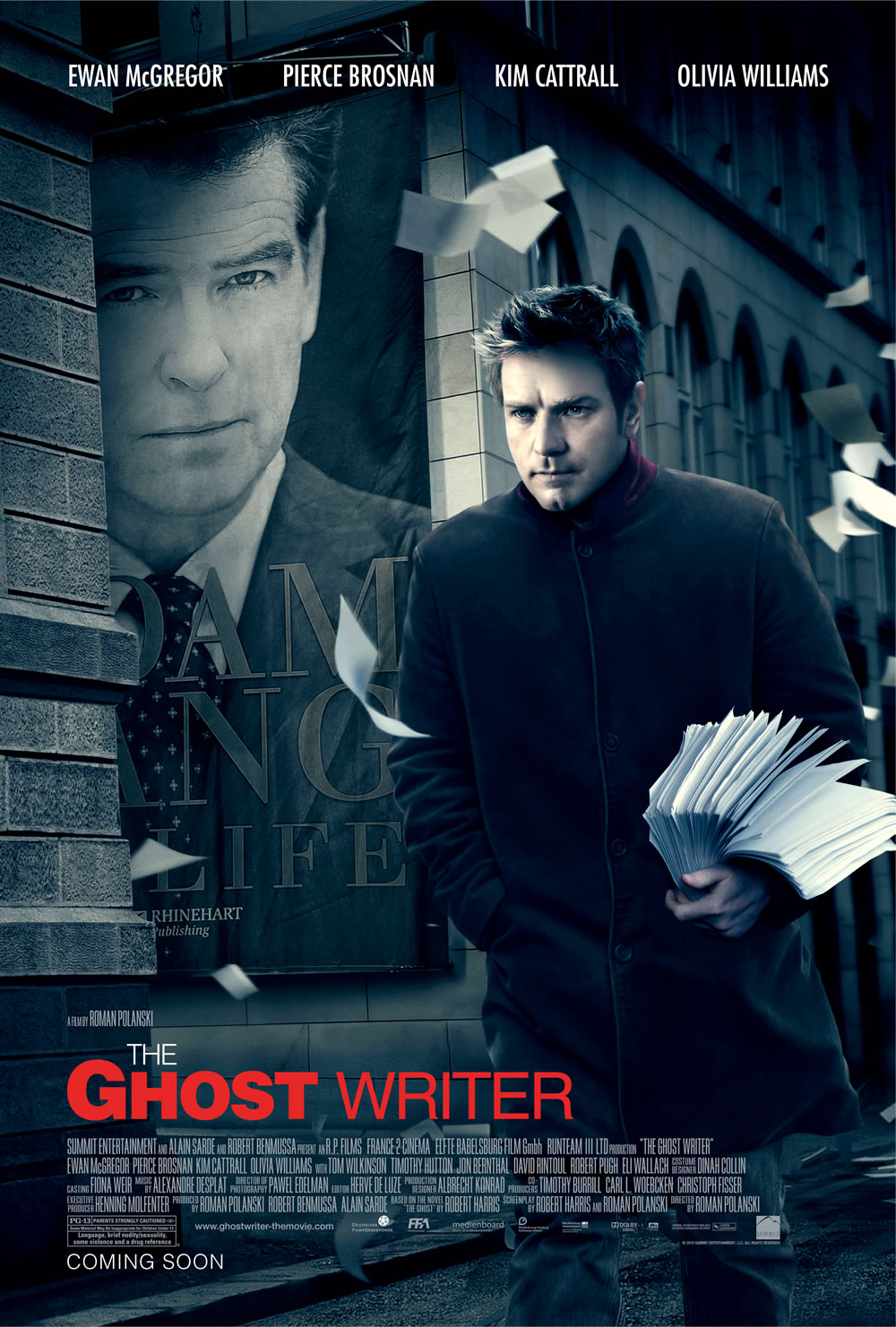 The Ghost Writer Roth