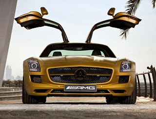 Most Impressive Golden Cars Ever