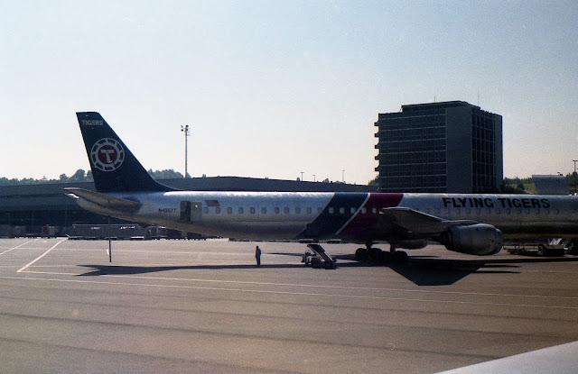 stinson reliant american airline