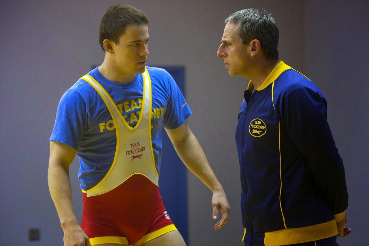 foxcatcher-channing tatum-steve carell