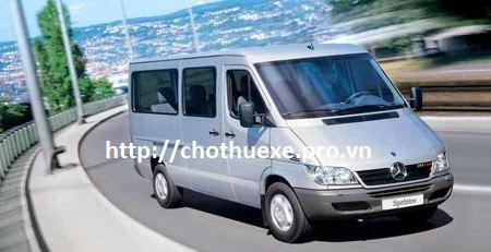 Cho thuê xe 16 đi Đền Hùng  PHú Thọ