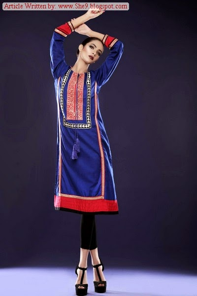 Funky Pakistani Dresses for Women
