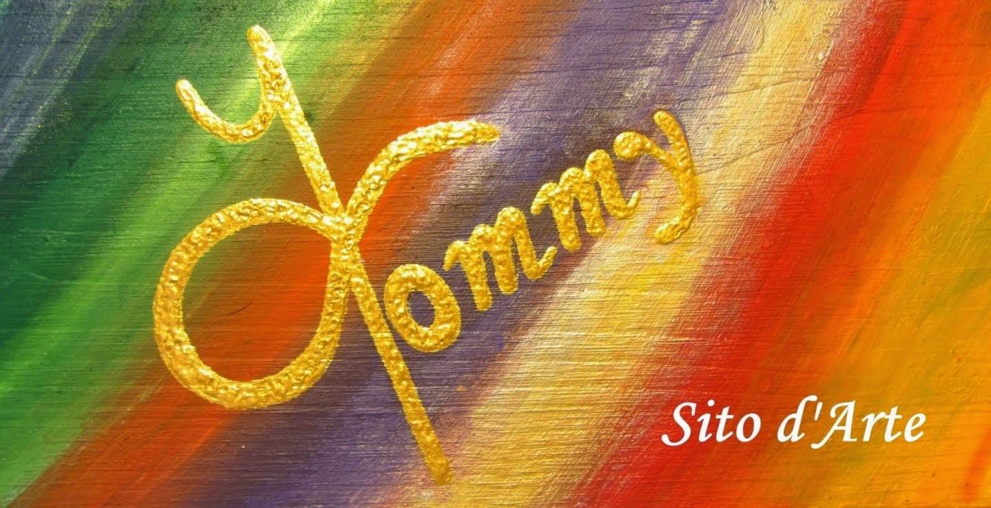 Visita il mio sito d'arte!  www.itommy.it