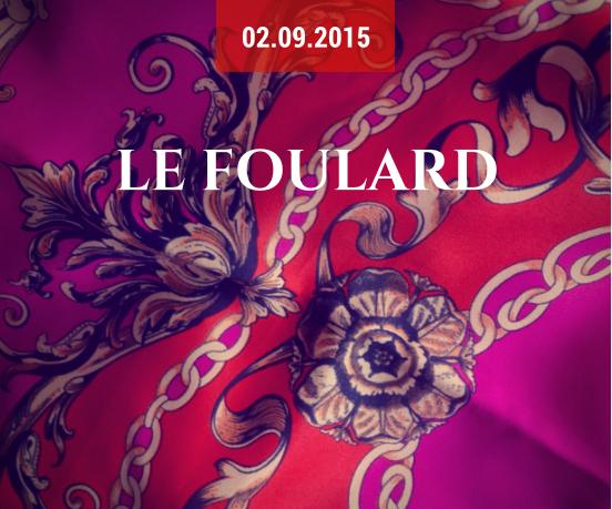 chloeschlothes - Le foulard