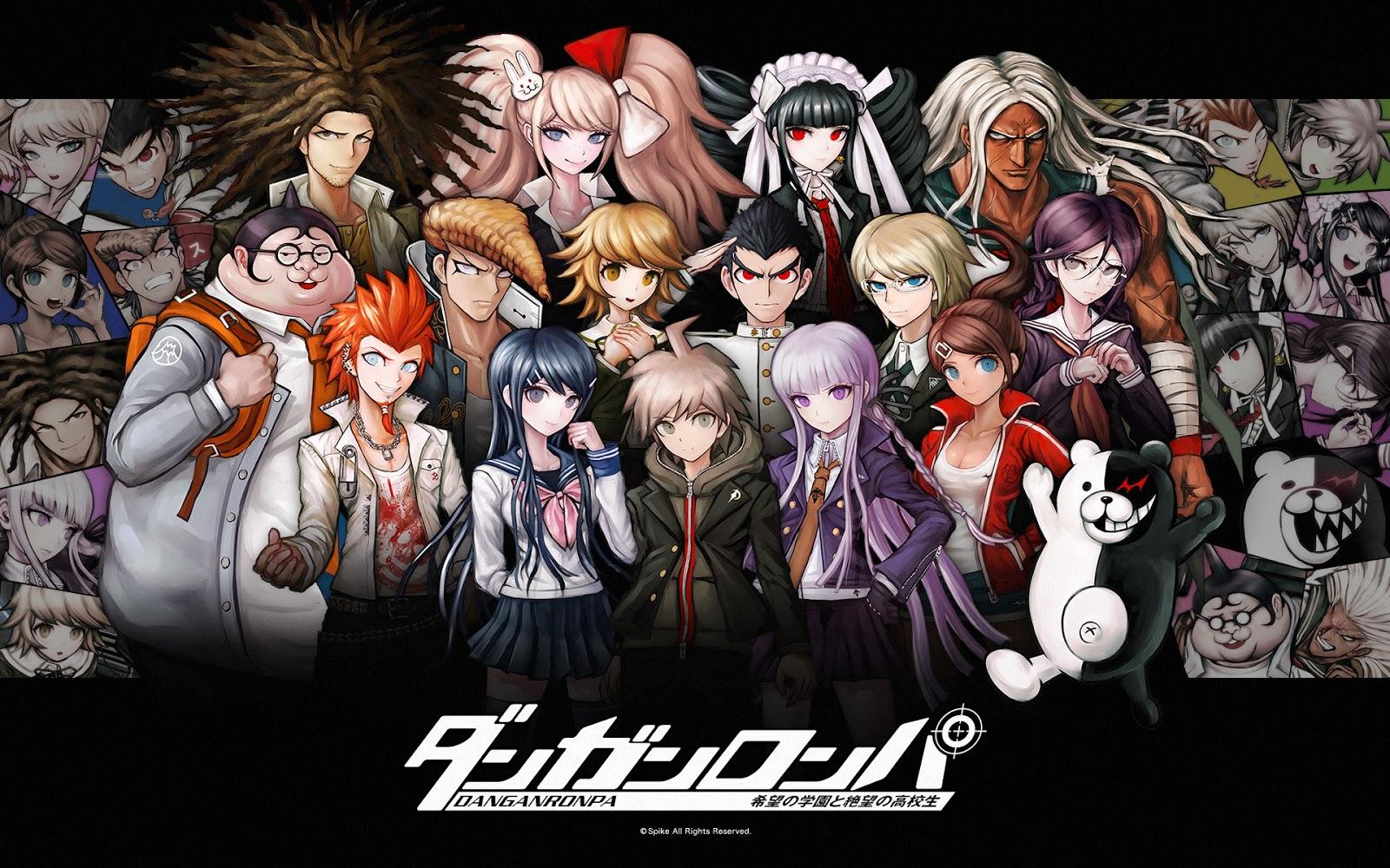 Danganronpa: Kibou no Gakuen The Animation Episode 1-13 Sub Indo