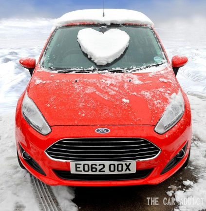 Navigate to Valentines Day Spots with Ford SYNC