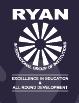 Ryan International School Laharpur Logo