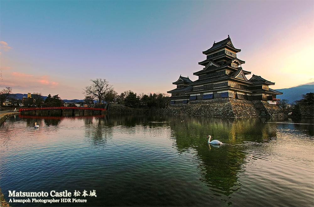 keanpoh Photographer: Matsumoto Castle 松本城