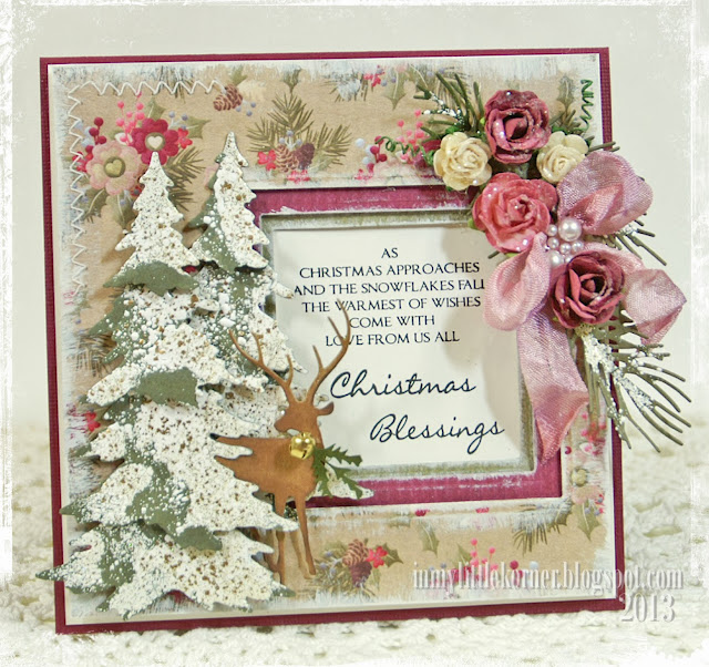 Off White Christmas Tree