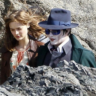 Johnny Depp (Dark Shadows): el nuevo vampiro de Tim Burton