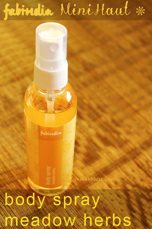 Fabindia Meadow Herbs Body Spray