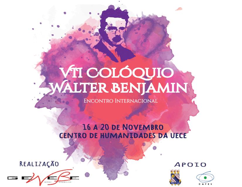 VII Colóquio Walter Benjamin