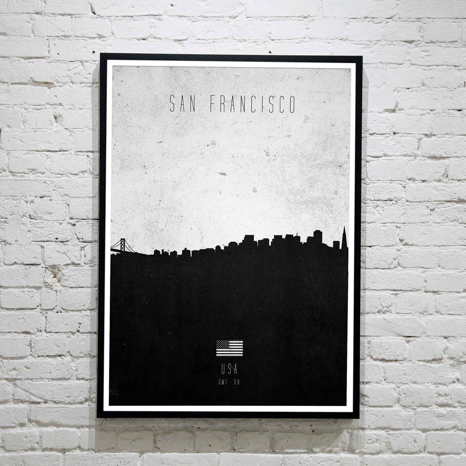 San Francisco. Contemporary Cityscape
