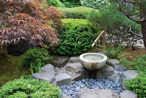 Japanese Garden Fountains Home Garden Design