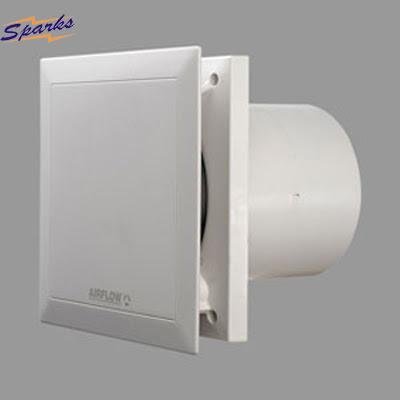 Energy Saving: Airflow QuietAir QT120 Axial Fan