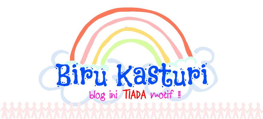 Biru Kasturi :):)