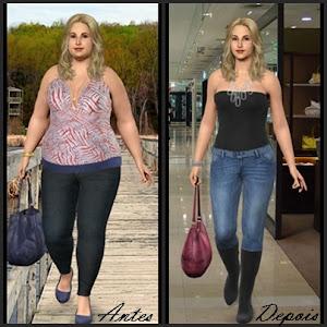 Meu antes e depois Virtual