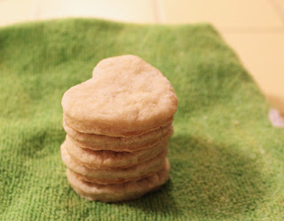 design. bake. run. -- homemade teething baby biscuits