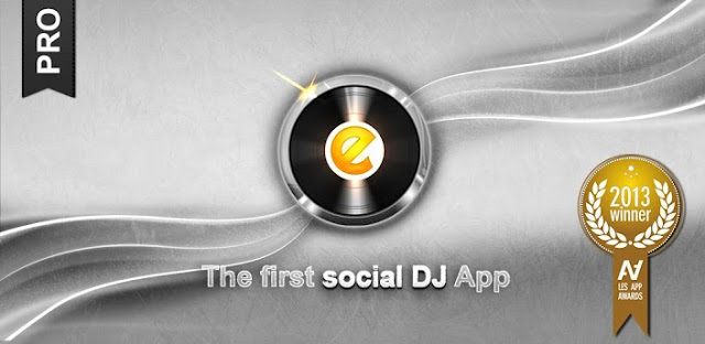edjing PRO DJ mixer turntables v1.2.1 APK Free Download
