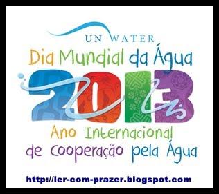 2013  Ano de Cooperação pela Água.