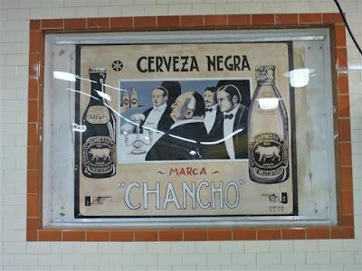 Estación de subte Perú