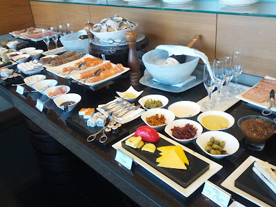 Executive Club Breakfast Buffet at the Westin Cape Town #1
