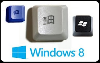 Kumpulan Shortcut Key Windows 8