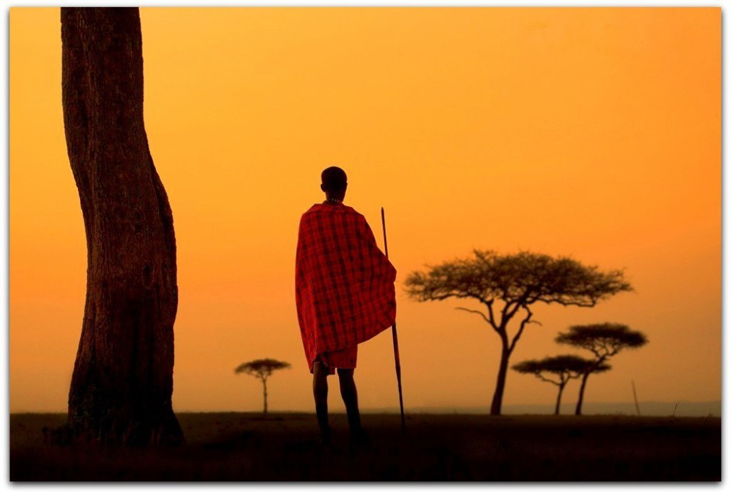 Leçons de la sagesse Maasaï - Xavier Peron et Kenny Matampash Massai%2Bdon