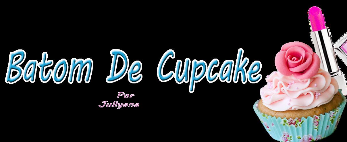 Batom de Cupcake