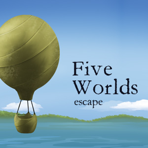 Juegos de Escape Five Worlds Escape Solucion