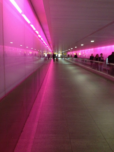 Saturday in Pictures Heathrow Airport Terminal 3