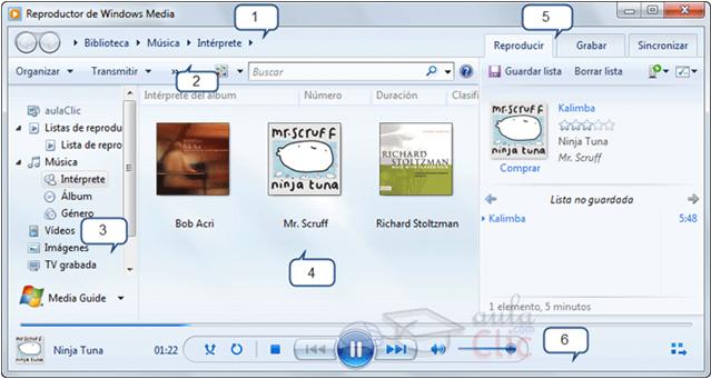 Clip ventana gratuita de reproductor multimedia